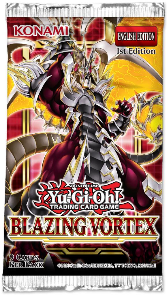 blazing vortex Zona Cero Store yugioh tienda cartas chile